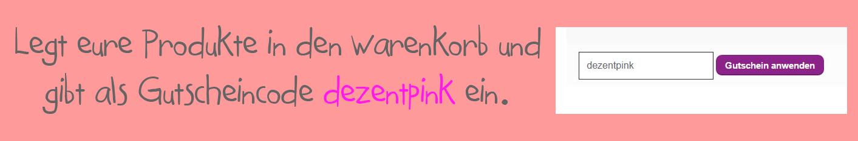Gutscheincode Banner