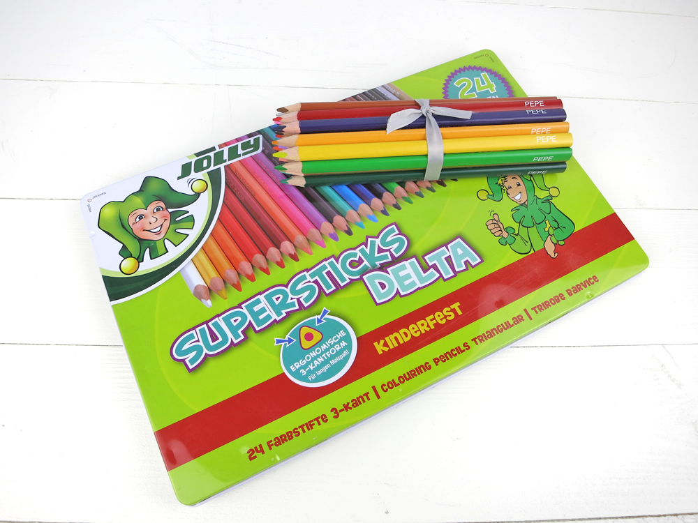 Jolly Supersticks Farbstift 4