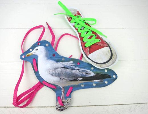 Faedelspiel Schablonen für Kinder