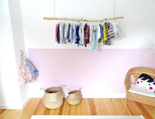 Kleiderstange DIY selbstgemacht do it yourself DIY