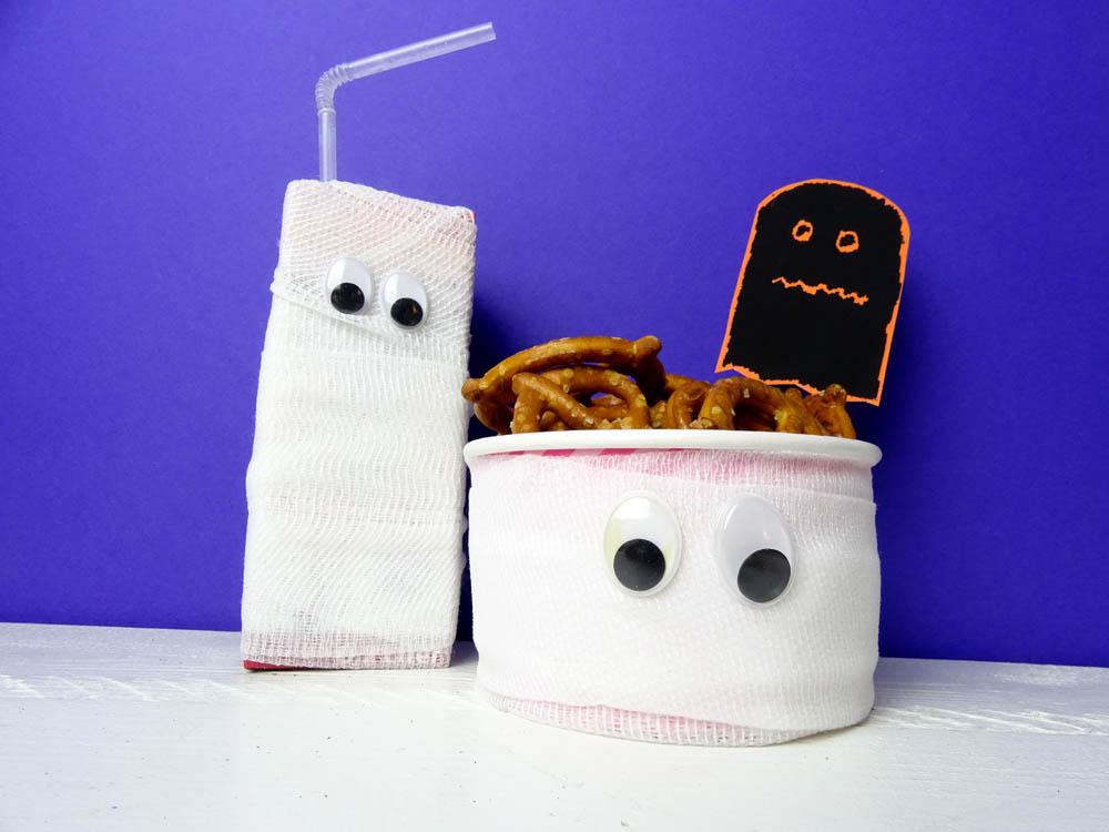 Halloween Party Essen und Trinken