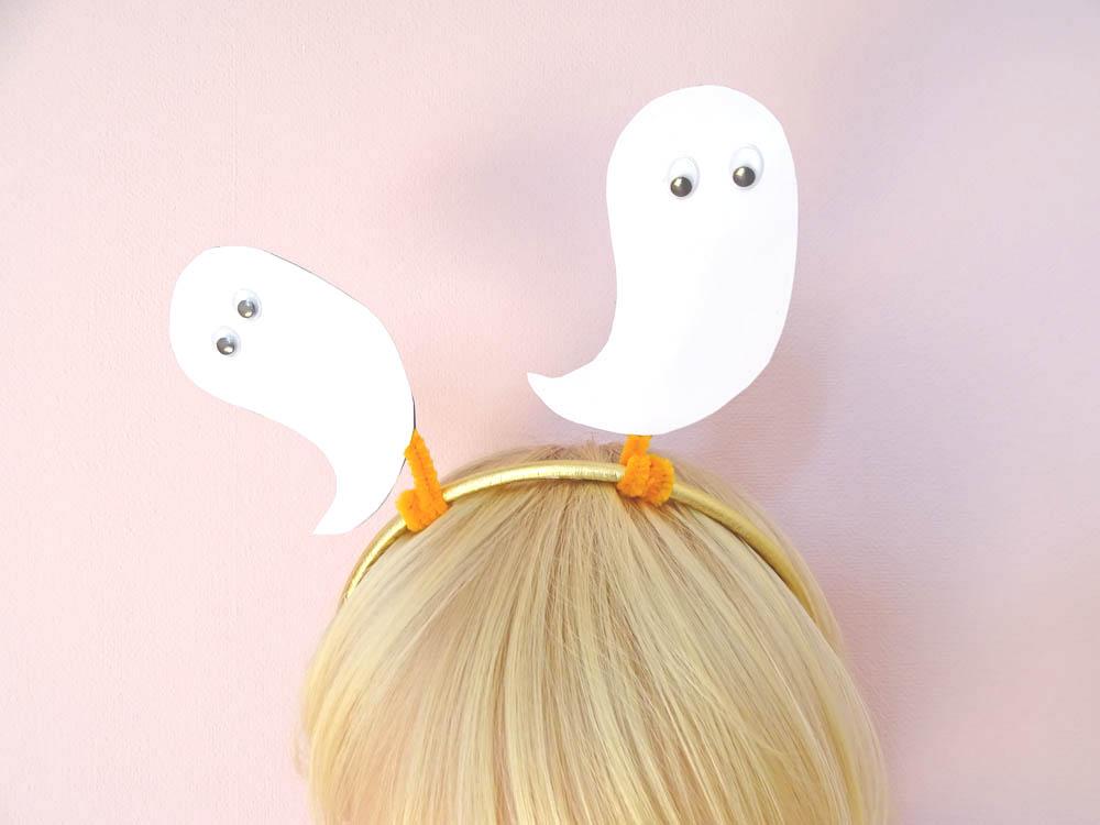 Halloween Party Haarreif Gespenster
