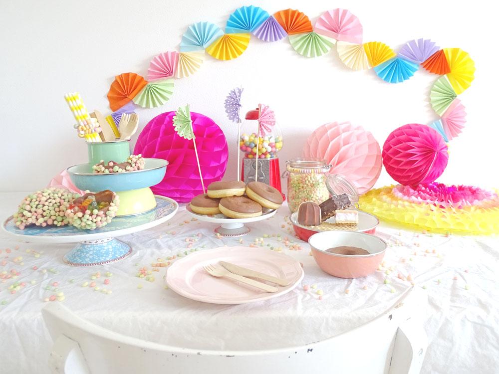 Sweet Table selber gestalten mit tollen DIY Ideen