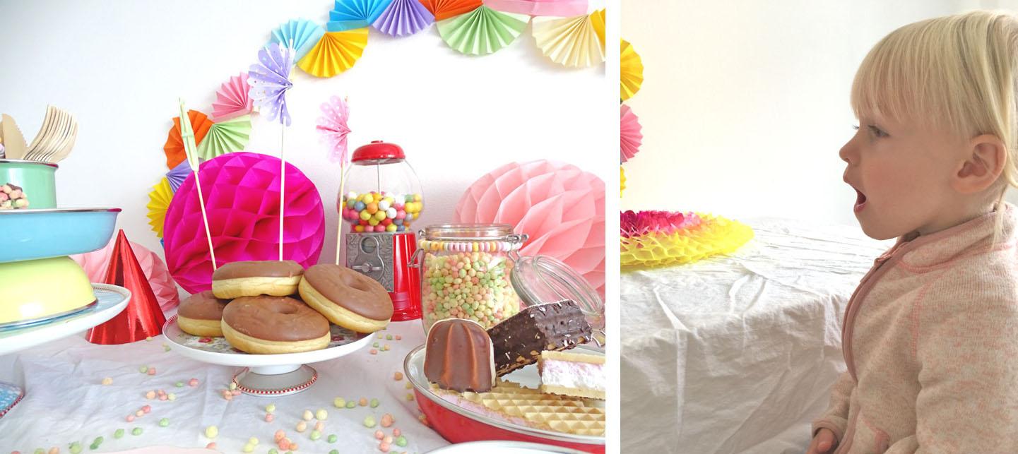 Candybar basteln DIY Süßigkeiten