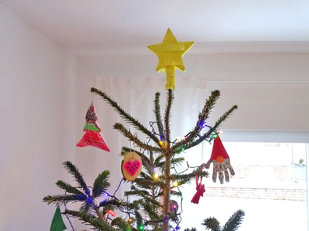 Weihnachten archive dezentpink diy ideen f r kinder - Tannenbaumschmuck basteln ...