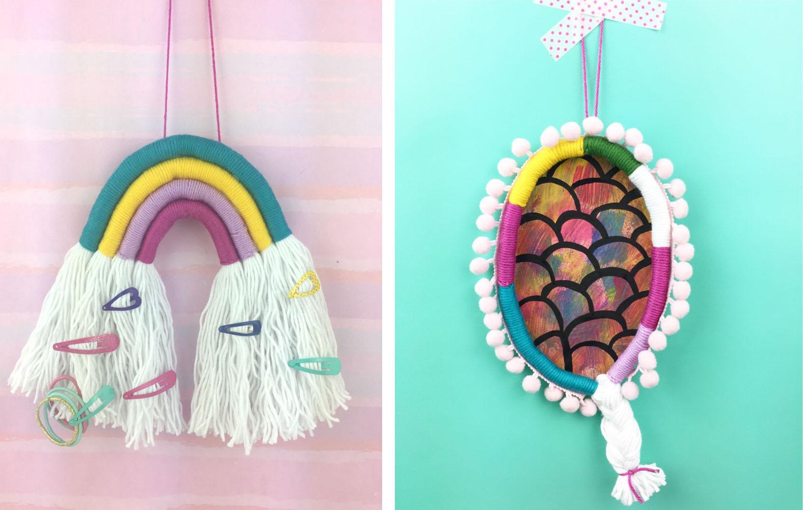 DIY Ideen für Wollstränge
