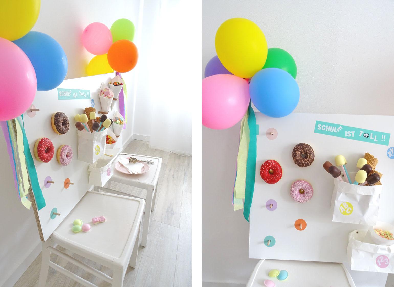 Candy Wall Einschulung
