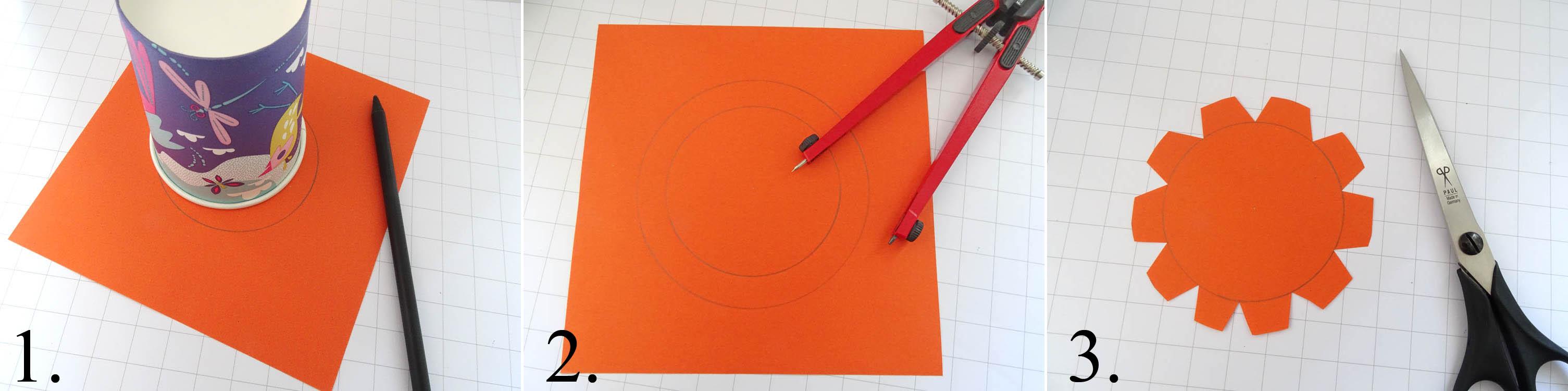 DIY Idee Mini Pinata Anleitung 1-3