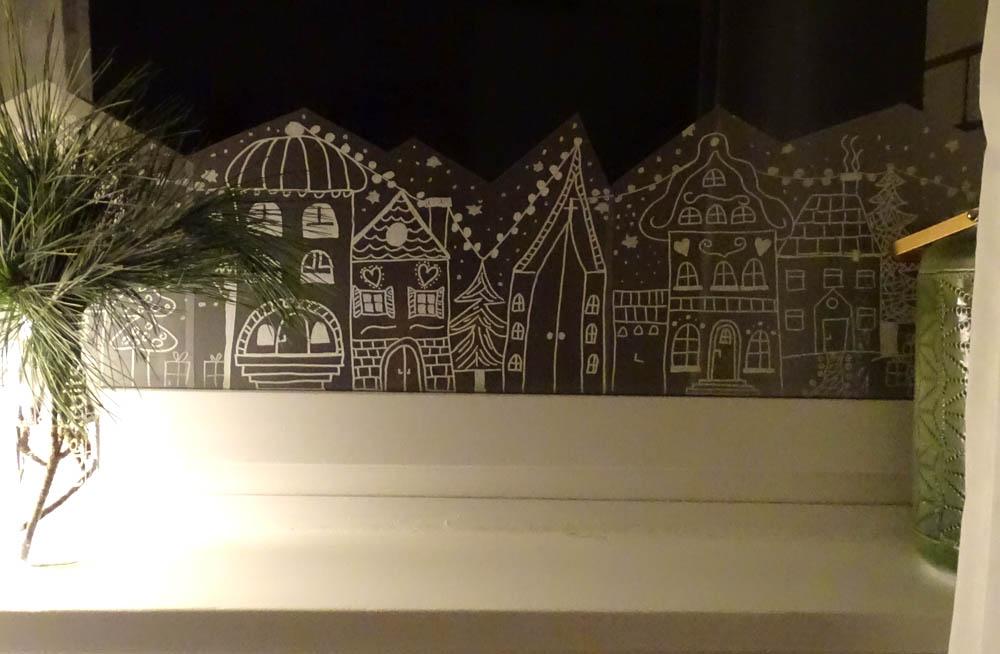 DIY Fensterbilder selber machen