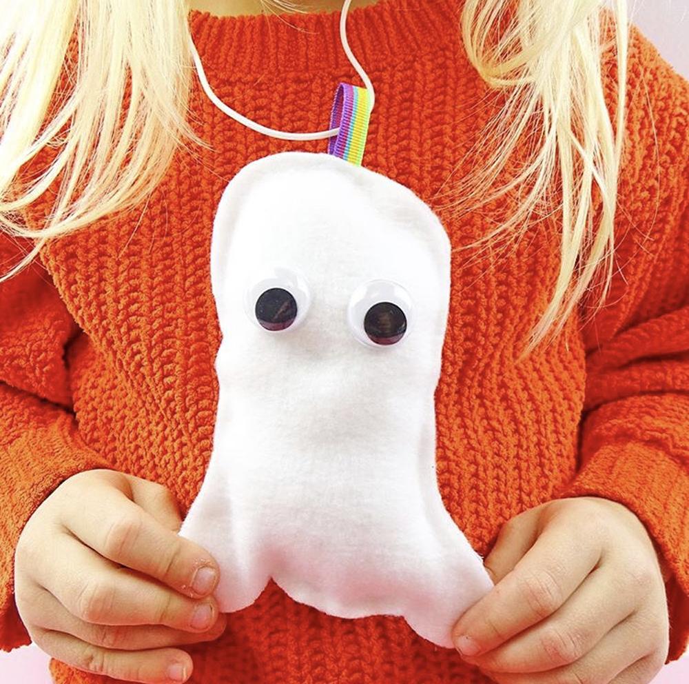 Halloween DIY Ideen Kinder Instagram 2019
