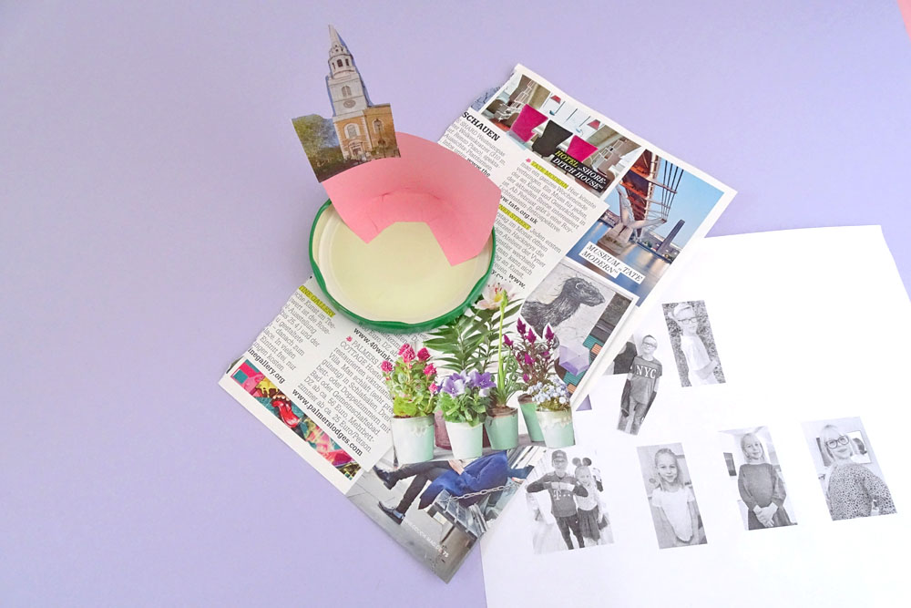 Familienporträts im Einmachglas, Anleitung 2, basteln mit Kindern